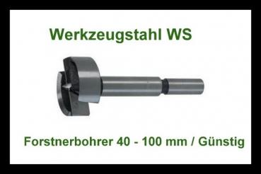 Holzspiralbohrer Edelhözer Hartholzbohrer Holzbohrer Zobo Chromstahl 10-65mm