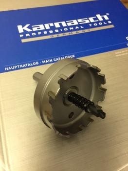 13x HSS Edelstahl Metall Lochsäge Bohrkrone Kreisschneider 16-53mm Spiralbohrer