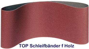 Schleifbänder 75x457 Bandschleifer Korn 40-220 Schleifband Schleifpapier 5 St